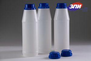 Бутылки HDPE